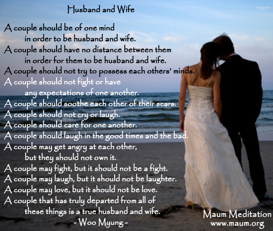 inspirational quotes on husband and wife relationship