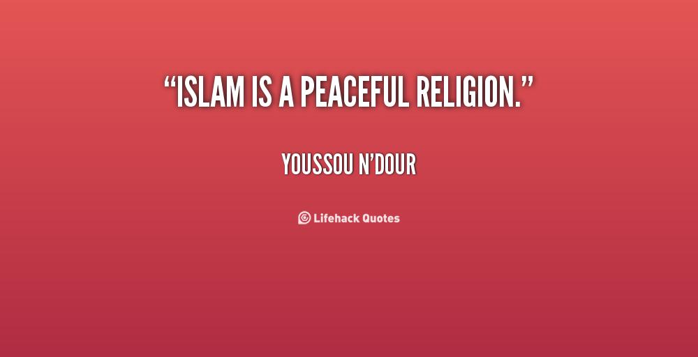 Muslim Religion Quotes. QuotesGram