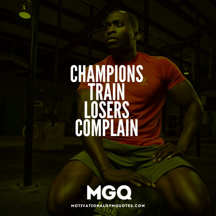 Motivational Quotes For Sports Teams: Quotes Motivational Losers Complain. QuotesGram