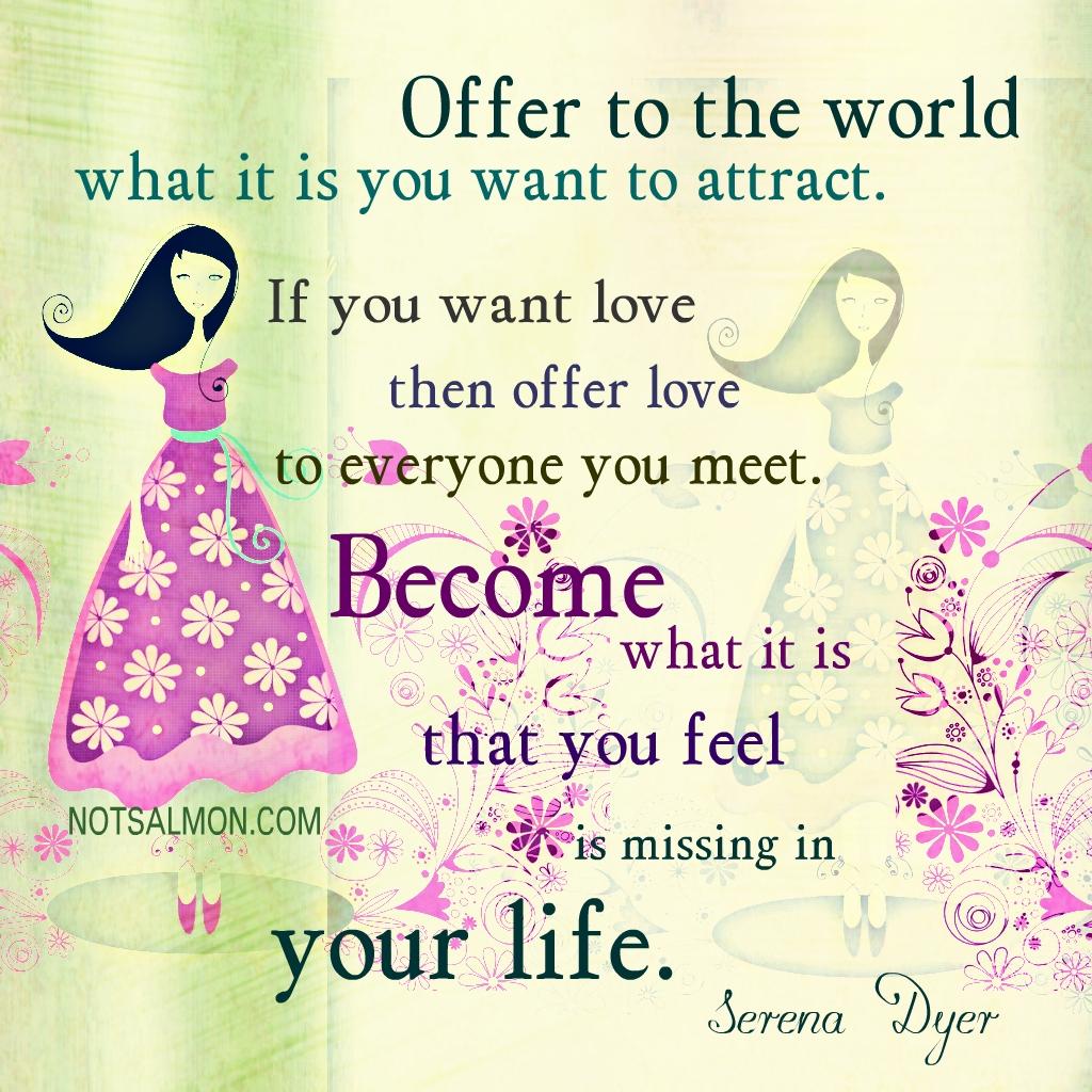 Quotes And Sayings: Karen Salmansohn Quotes. QuotesGram
