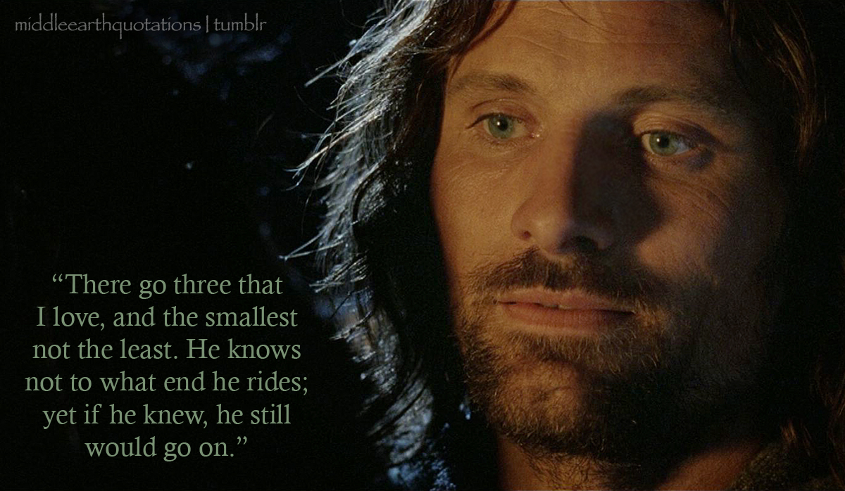 Lord Of The Rings Explanation