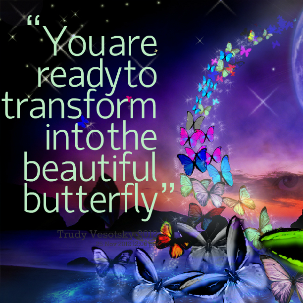 Spiritual Butterfly Quotes: Beautiful Butterfly Quotes. QuotesGram