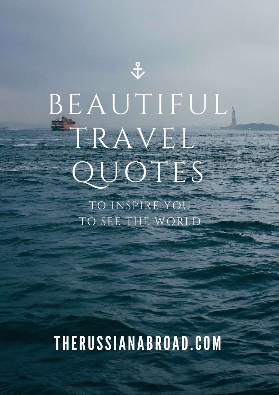 Travel The World Quotes Tumblr: Beautiful Russian Quotes. QuotesGram