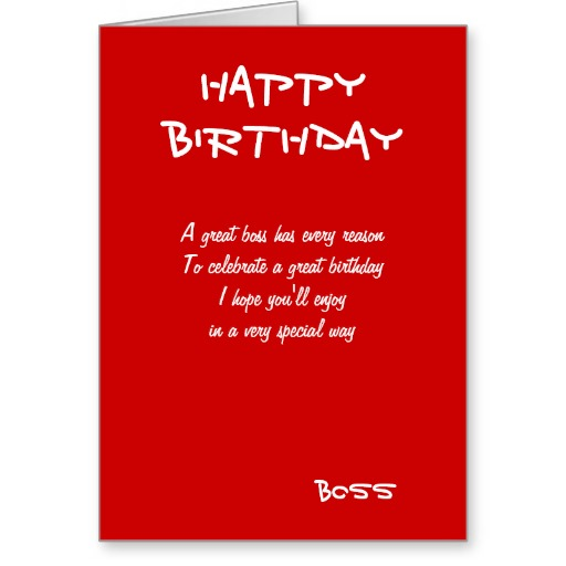 Happy Birthday To Boss Quotes: Happy Birthday Boss Quotes From Us. QuotesGram