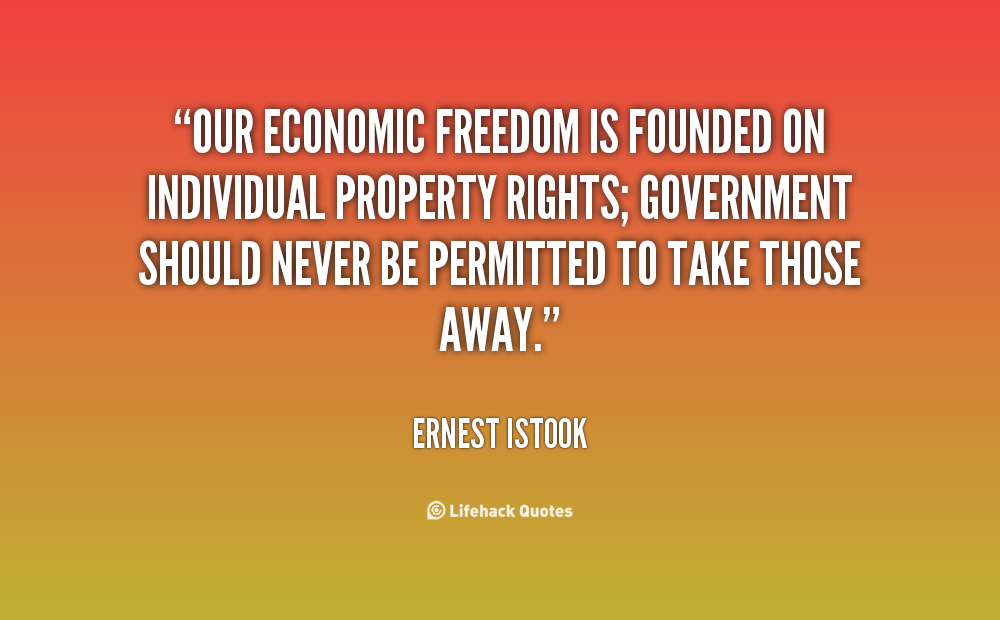 Quotes About The Economy: Quotes On Economic Freedom. QuotesGram