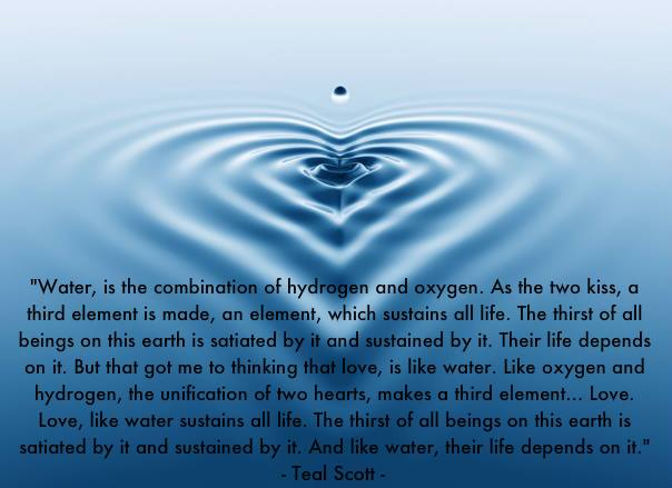 Quotes About Drinking Water: Water Is Life Quotes. QuotesGram