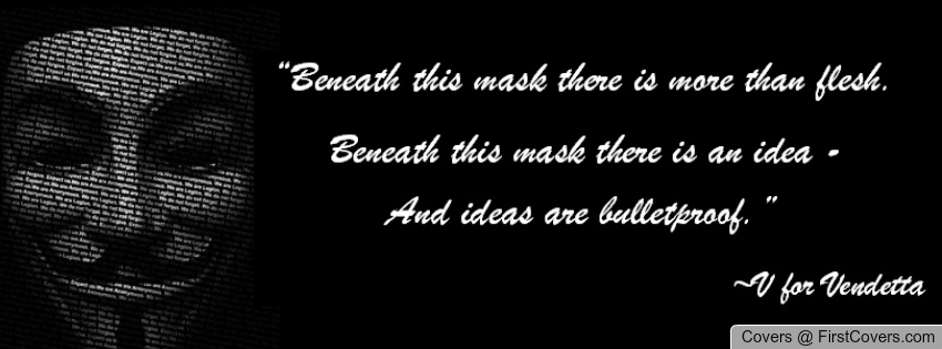 V For Vendetta Speech Quotes. QuotesGram