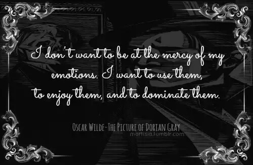 picture of dorian gray quotes and Homosexuality in oscar wilde's the picture of dorian gray oscar wilde's the picture of dorian gray tells the story of a young upper-class socialite living in london during the end of the nineteenth century.