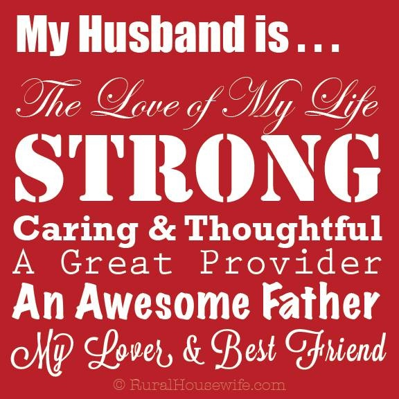 Loving Your Man Quotes: My Husband Loves Me Quotes. QuotesGram