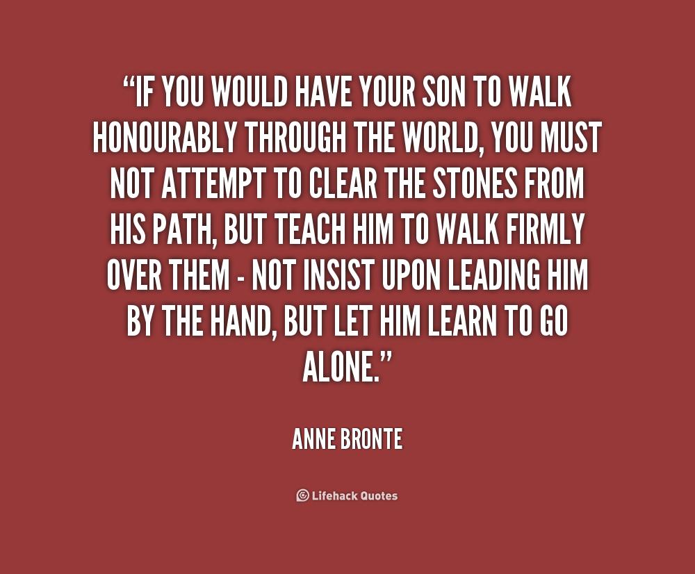 Anne Bronte Quotes Quotesgram