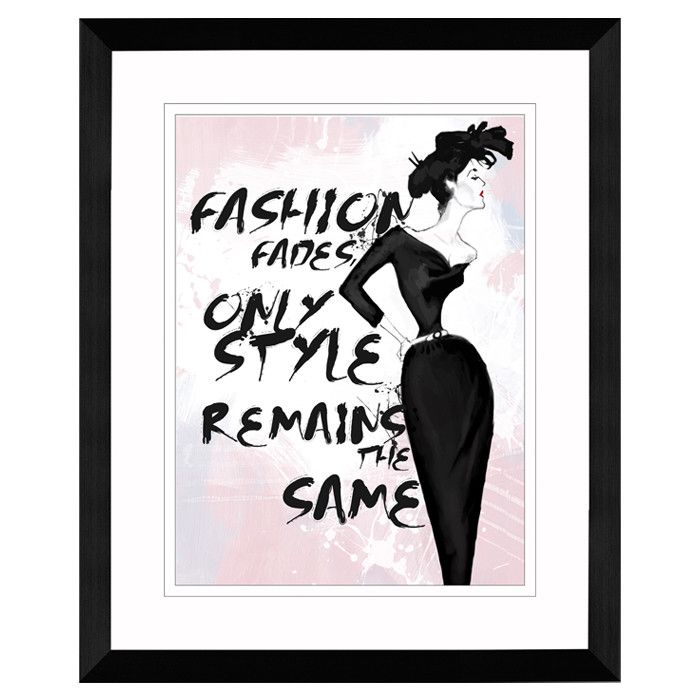 Long Quotes About Fashion Quotesgram