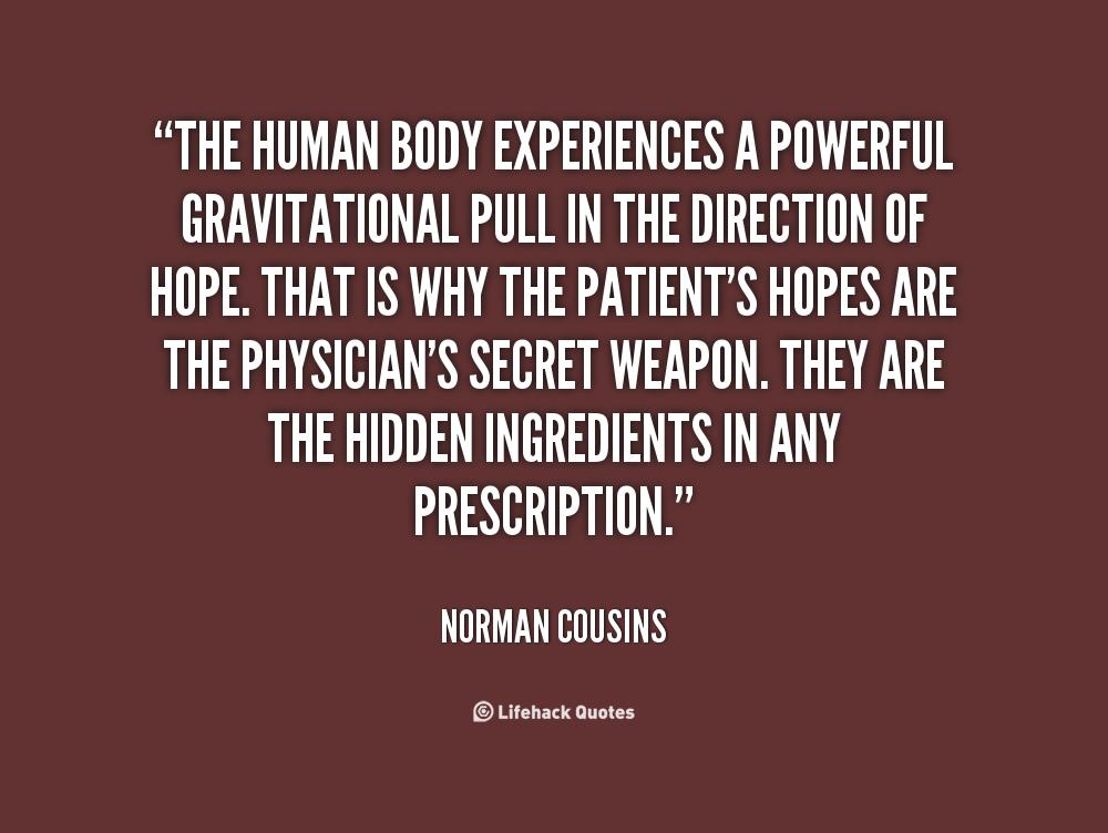 norman cousins The cousins center for pni was founded by a cadre of research scientists at  ucla, brought together through the efforts of norman cousins,.