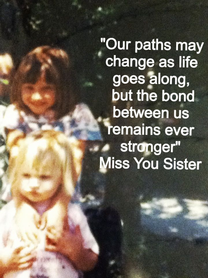 Missing My Sister In Heaven Quotes. QuotesGram