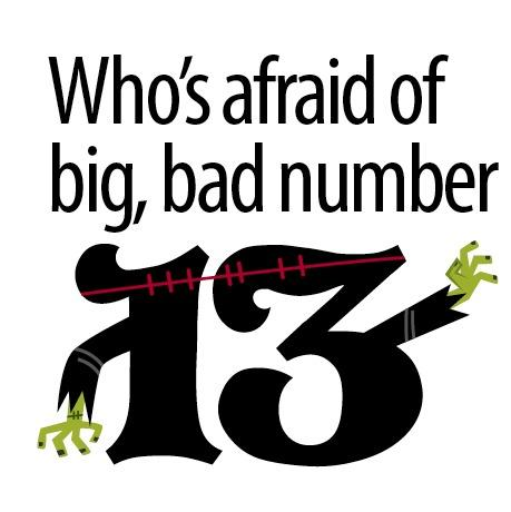 Happy Friday The 13 Quotes Quotesgram