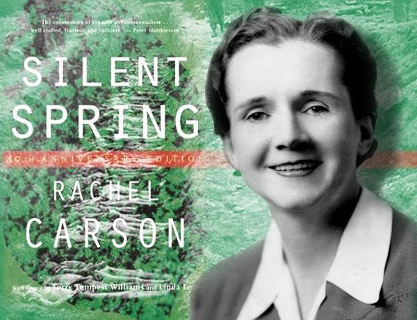 Rachel Carson Famous Quotes. QuotesGram