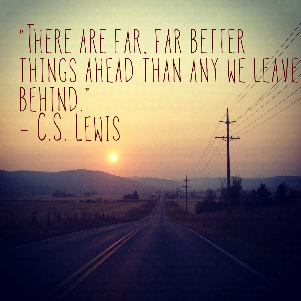 Better Things Quotes Moving On To 20. QuotesGram