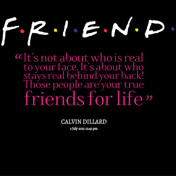 Quotes For True Friends And Fake Friends: Not A True Friend Quotes. QuotesGram