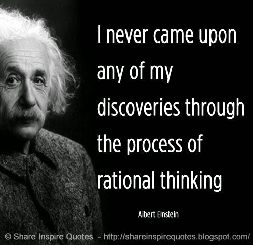 Albert Einstein Mind Quotes