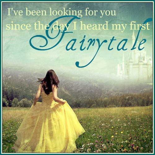 Fairy Tale Romance Quotes. QuotesGram