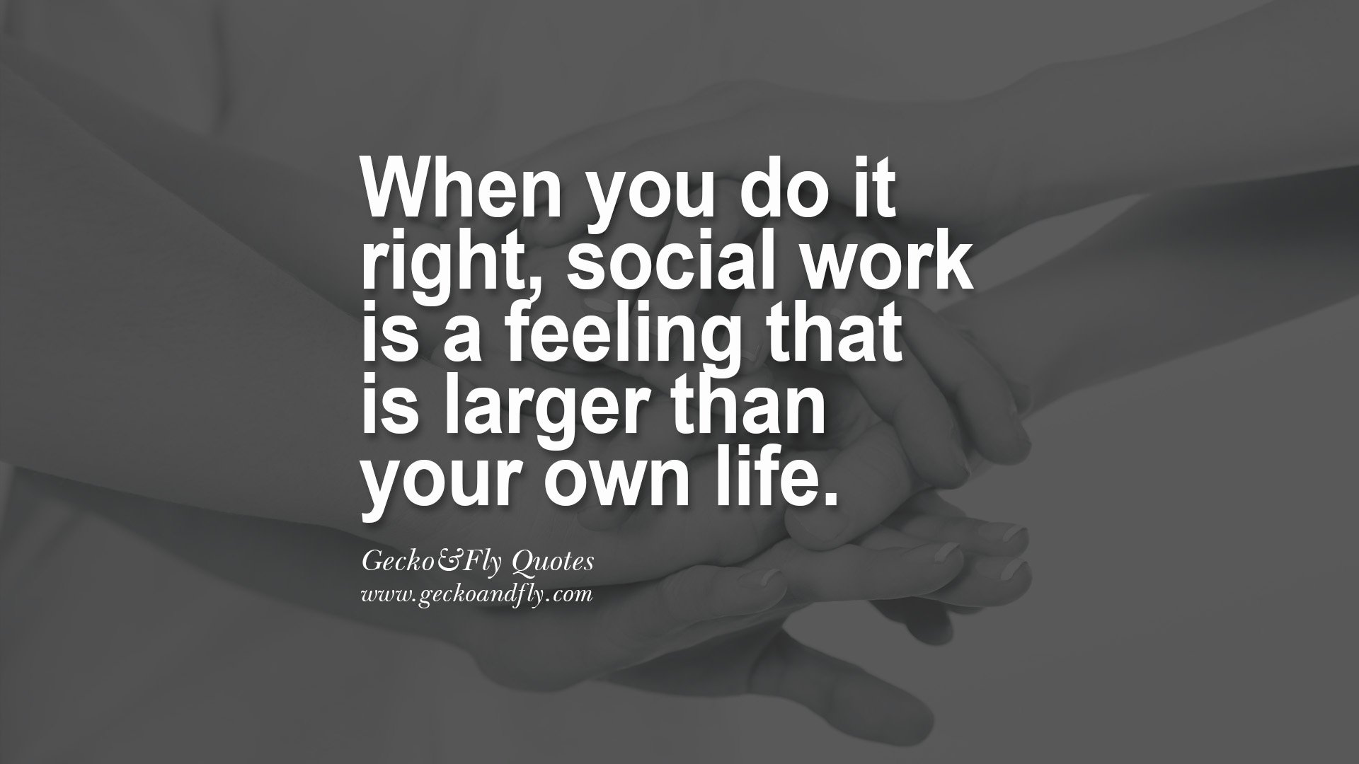 Social Work Quotes Sayings: Quotes By Social Workers. QuotesGram