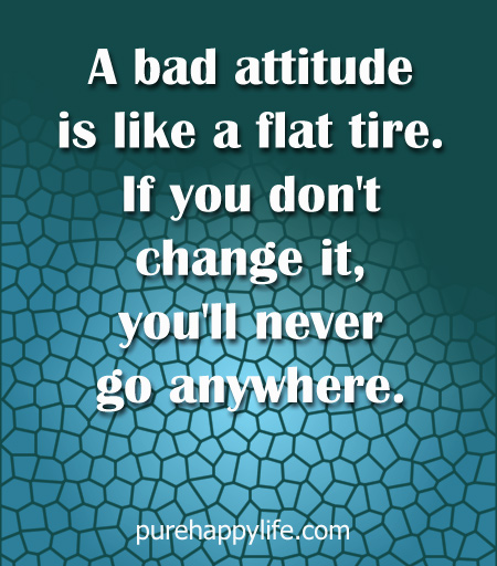Funny Quotes And Sayings Attitude: Funny Quotes About Bad Attitudes. QuotesGram