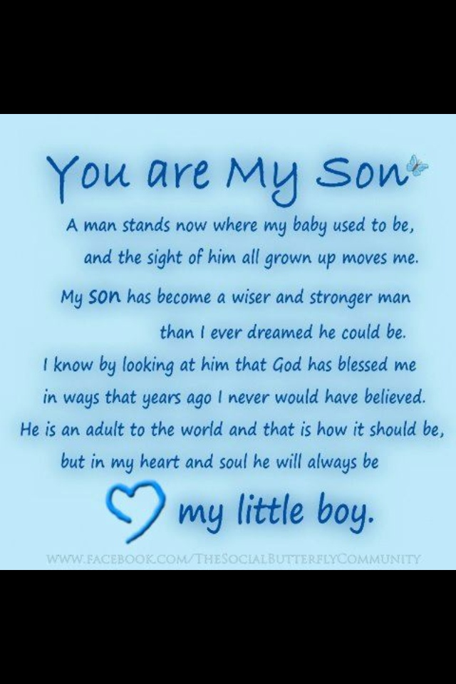 Happy Birthday To My Son In Heaven Quotes Quotesgram They knew exactly who was needed and i know they chose the best. happy birthday to my son in heaven