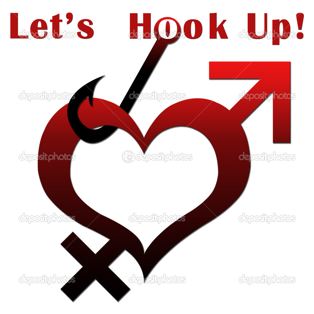 Lets hook up meaning