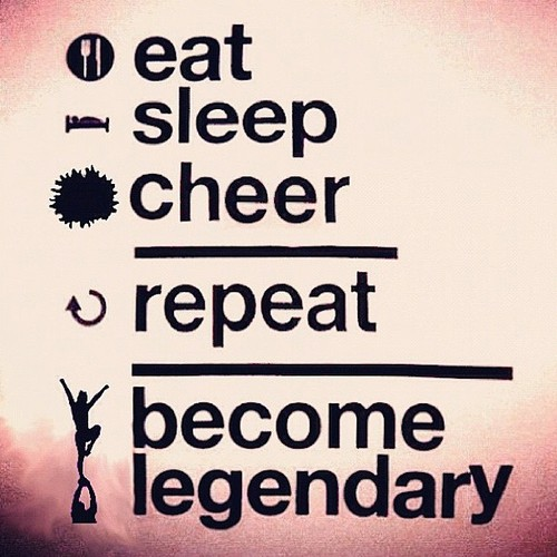 Cheerleading Quotes And Sayings. QuotesGram