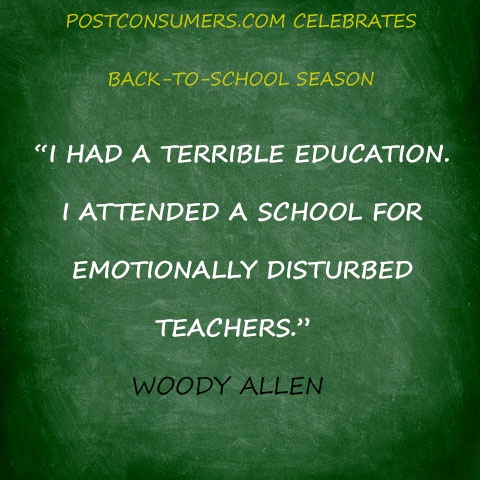 back to school quotes for teachers quotesgram