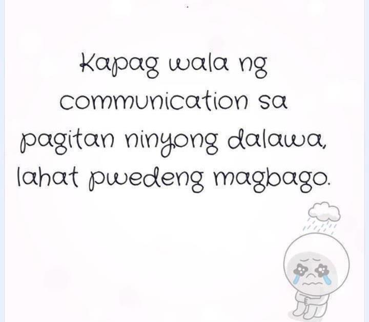 Letter tagalog love sweet Love Letter