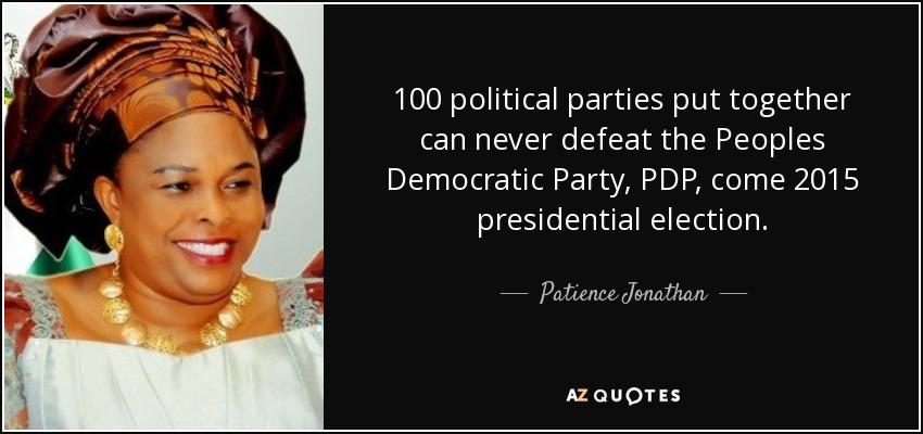 People's Democratic Party (Nigeria)