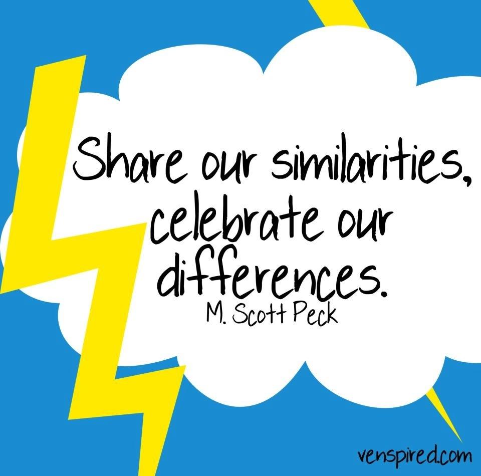 Inspirational Quotes About Cultural Diversity: Celebrate Diversity Quotes. QuotesGram