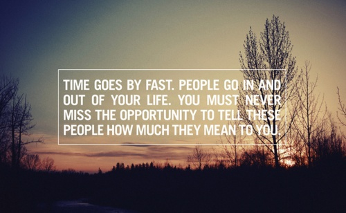 Quotes Time Goes By Fast. QuotesGram