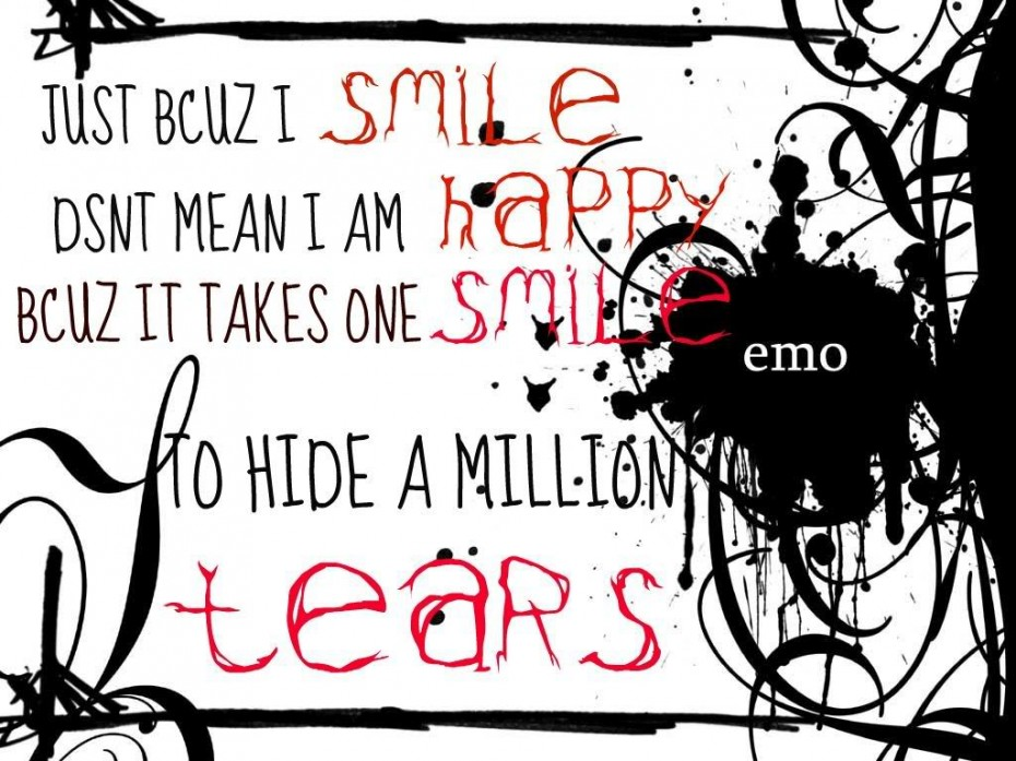 Emo Quotes About Suicide: Sad Emo Quotes About Mean. QuotesGram