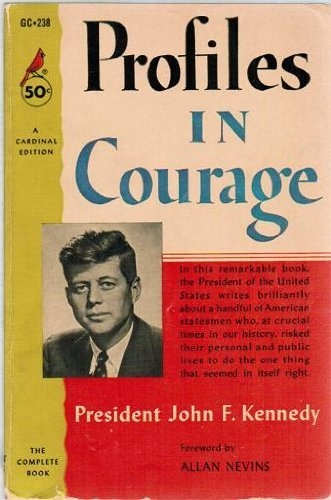 jfk political courage essay