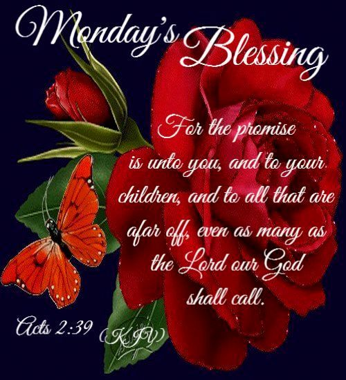 Morning Blessing Quote: Monday Morning Blessings Quotes. QuotesGram