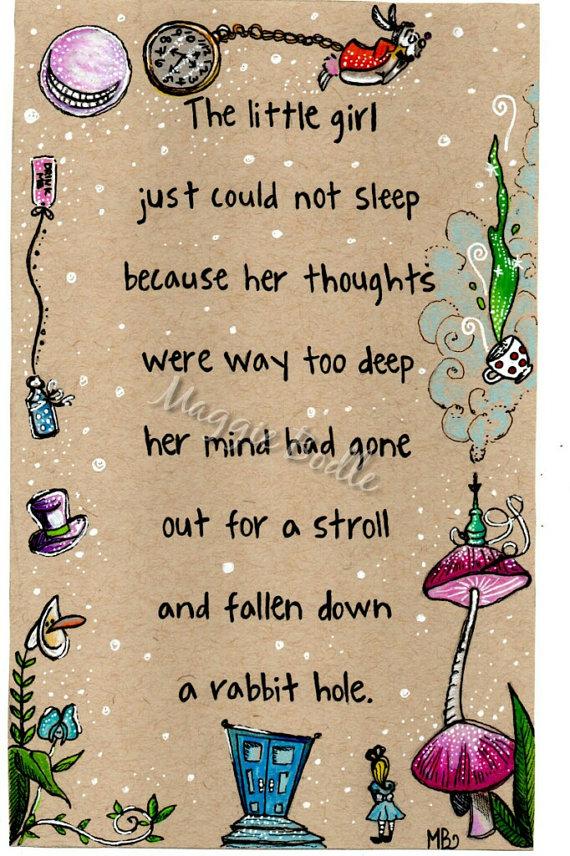 mushroom alice in wonderland quotes quotesgram