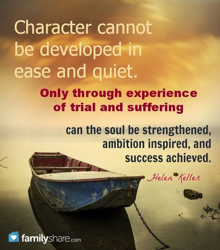 Character Quotes: What Builds Character Quotes. QuotesGram
