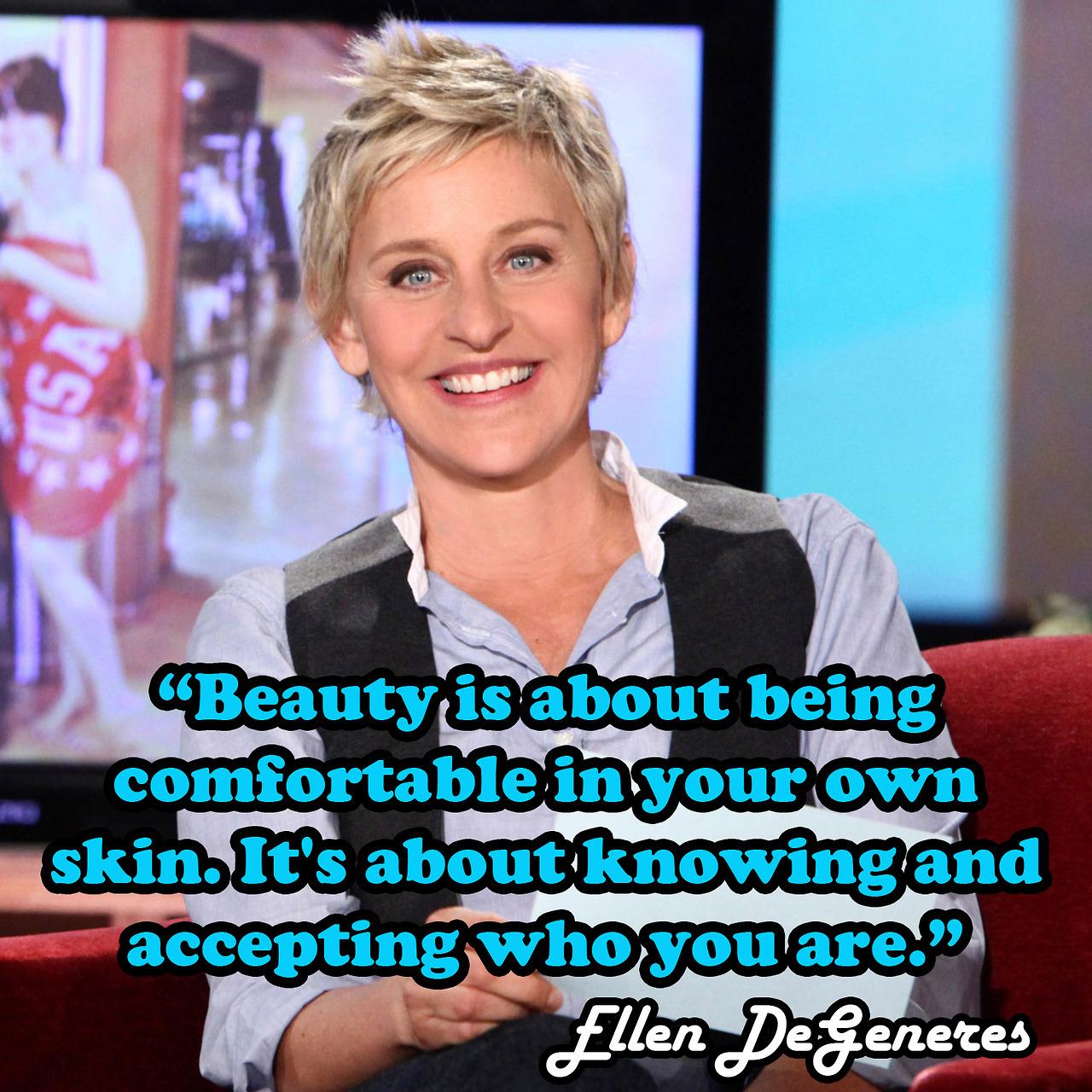 Funny Ellen Quotes Gay. QuotesGram