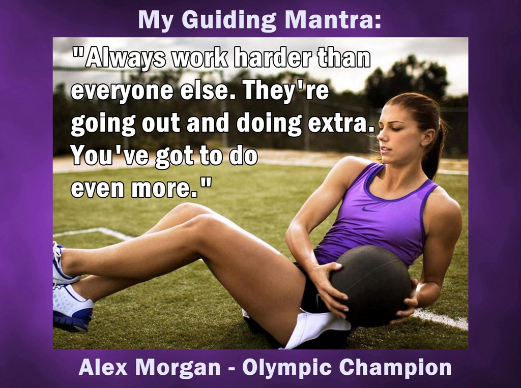 Alex Morgan Soccer Quotes. QuotesGram