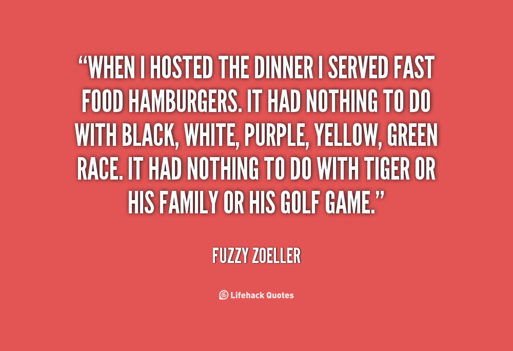 Quotes About Fast Food Nation