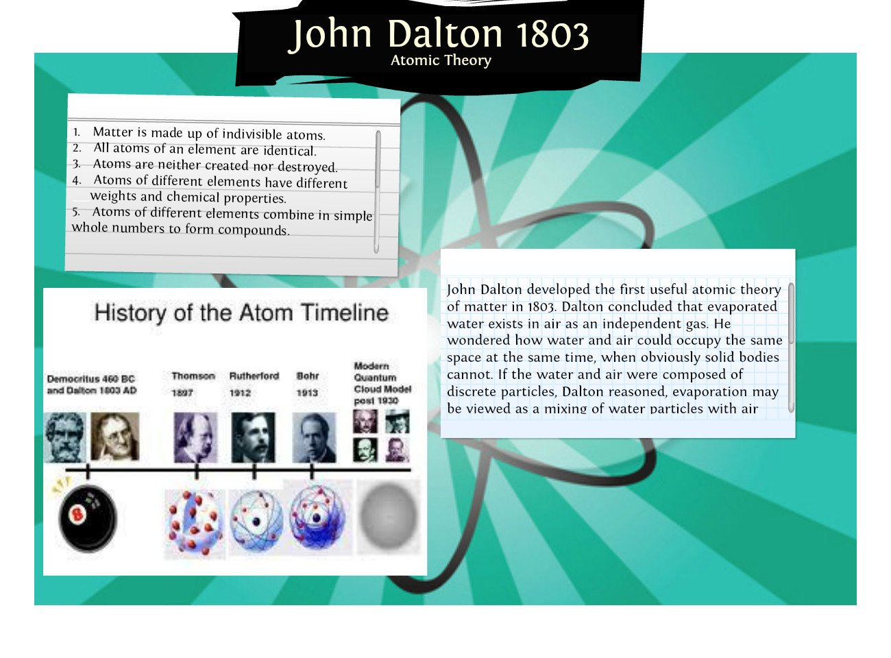 Science Quotes By John Dalton. QuotesGram