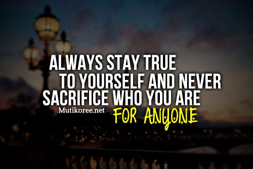 blog fulfillment stay true yourself your relationship