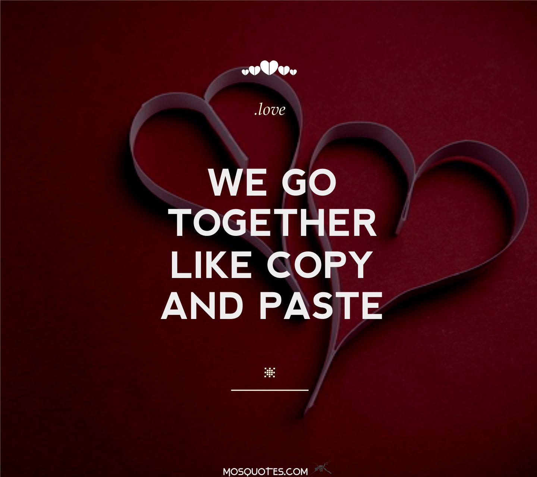 love quotes copy and paste quotesgram