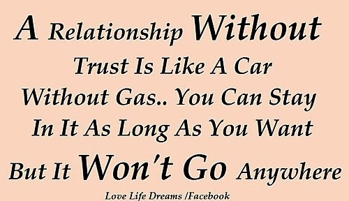Long Distances Relationship Trust Quotes And Love Issues: Trust Issues Quotes. QuotesGram
