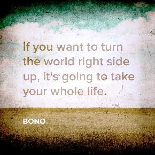 Bono Quotes: Bono On Jesus Quotes. QuotesGram