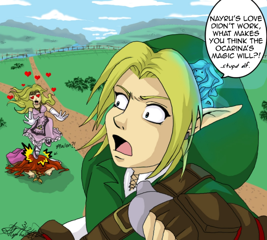 Legend Of Zelda Funny Quotes Quotesgram-4522