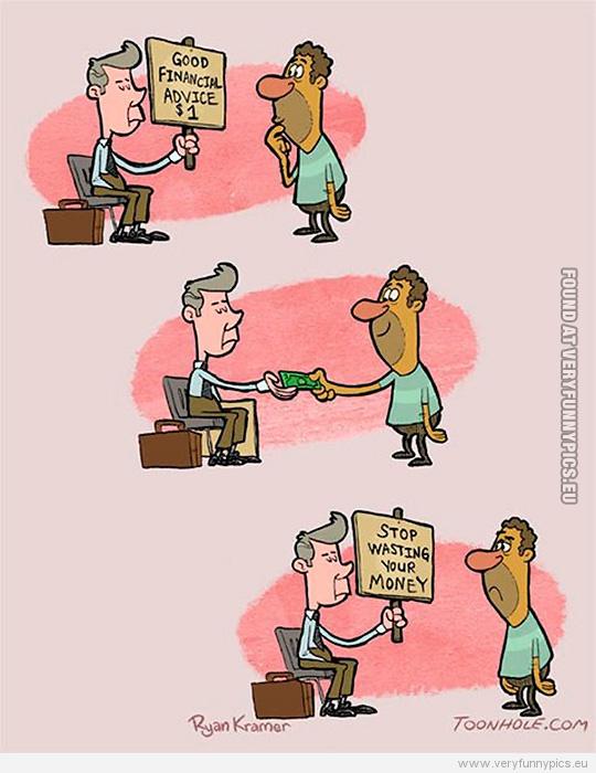financial quotes humorous quotesgram