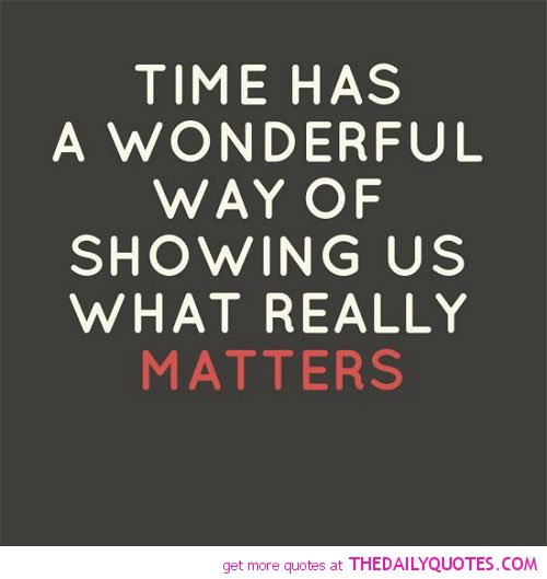 What Really Matters In Life Quotes: Wonderful Life Quotes And Sayings. QuotesGram