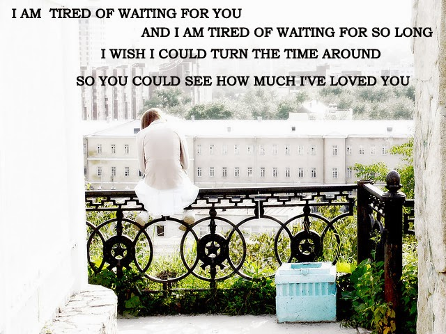 waiting girl quotes - photo #9